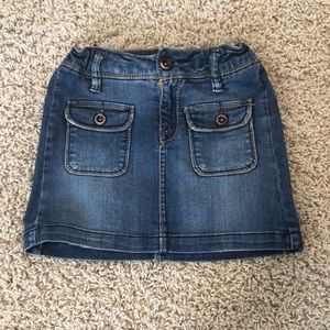 Other - Jean skirt. 5-6
